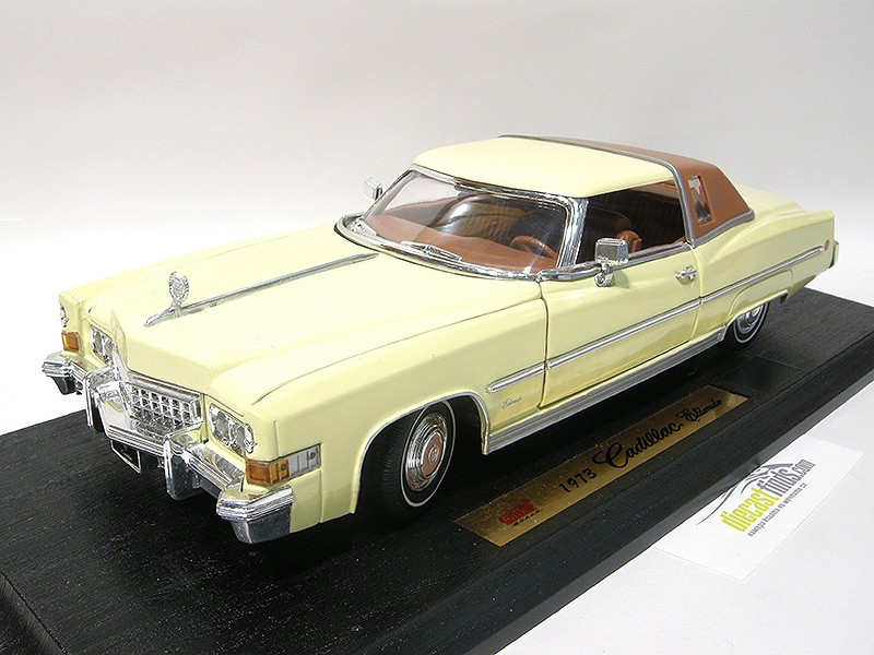 Cadillac Eldorado 1973 Yellow
