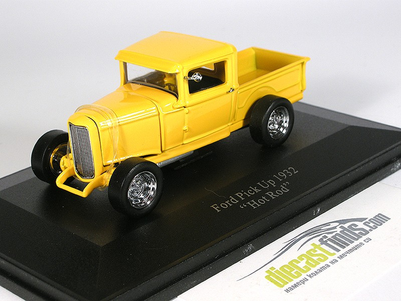 Ford	Pick Up Hot Rod	1932