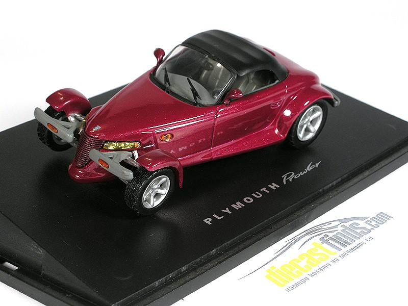Plymouth	Prowler Closed Convertible