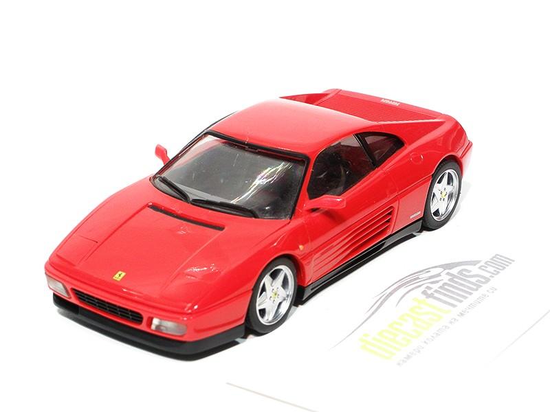 Ferrari 348 TS Red