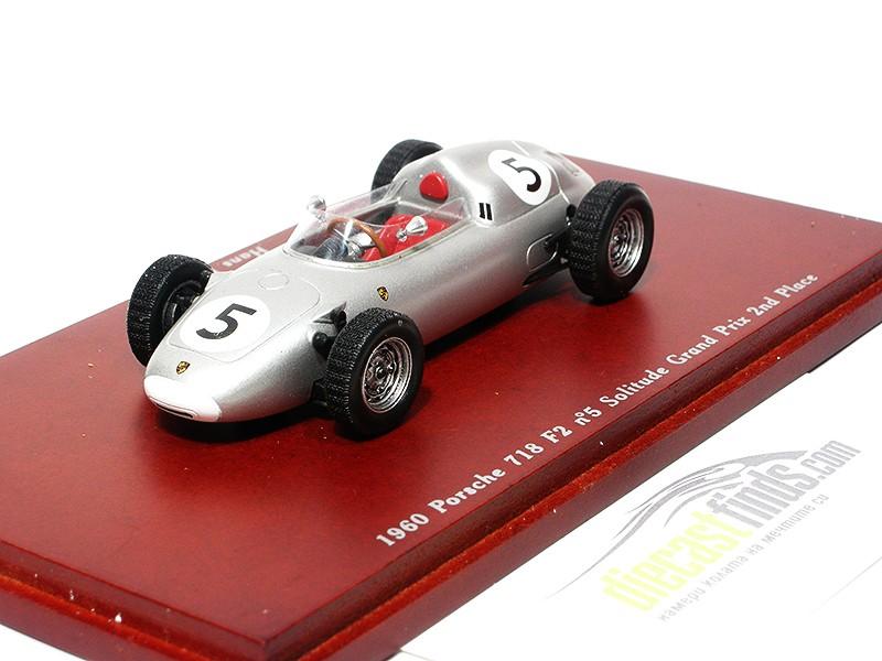 Porsche 718 F2 Solitude GP 1960