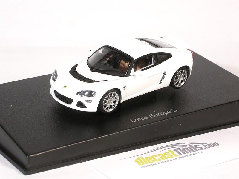 Lotus Europa S White