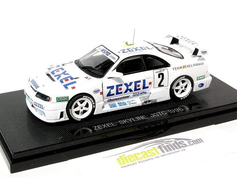 Nissan Skyline GT-R ZEXEL JGTC R33 1996