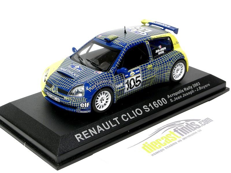 Renault Clio S1600 2003
