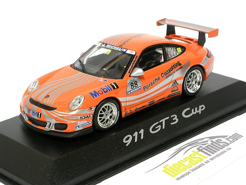 Porsche 911 GT3 Cup (997) 2006 #88 Mobil 1