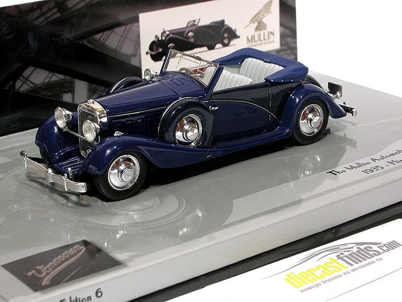 Hispano Suiza J12 Convertible 1935 Blue