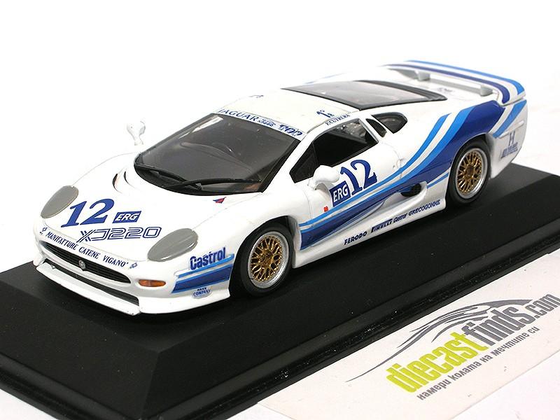 Jauar XJ 220 Racing GT Cup Italy
