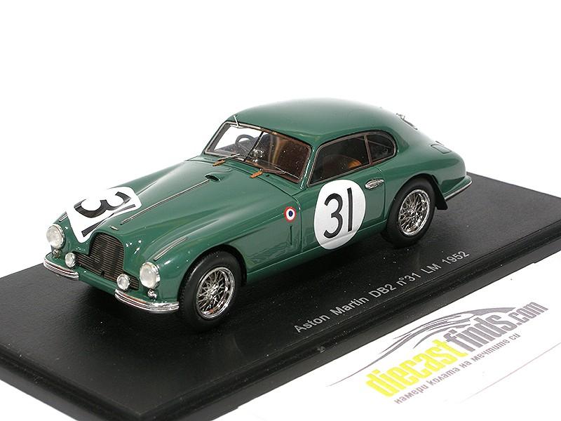 Aston Martin DB2 #31 Le Mans 1952