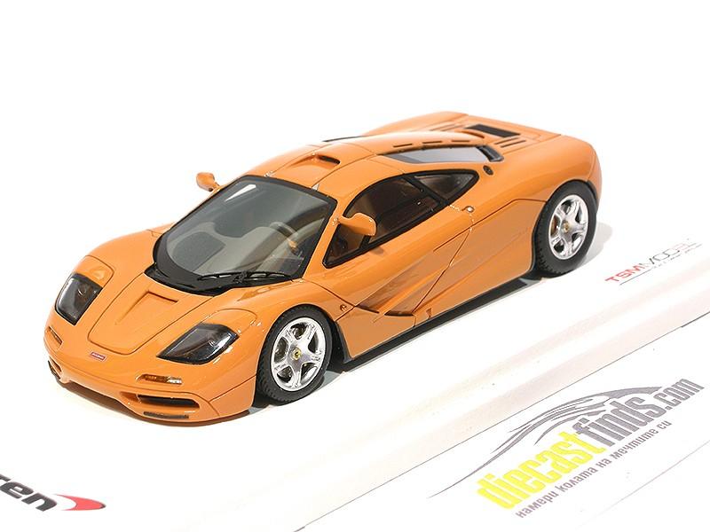 McLaren F1 'High Mirrors' Papaya Orange 1995