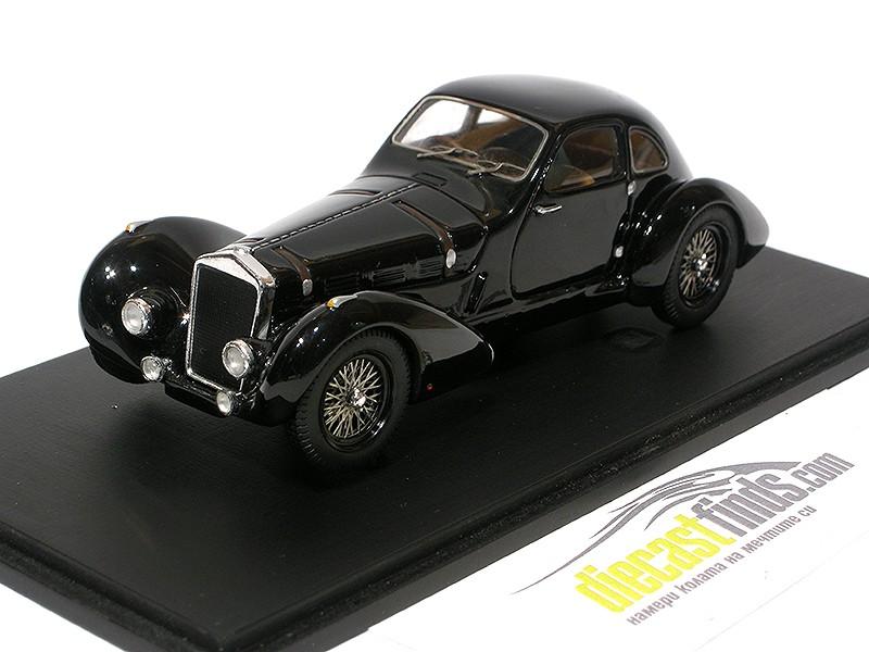 Delage D6 1937 Black