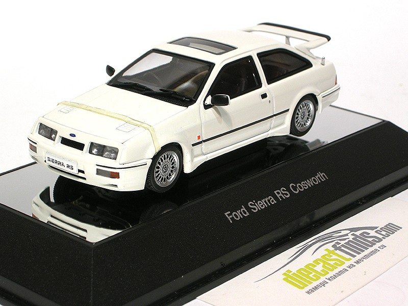 Ford Sierra RS Cosworth 3 Door White
