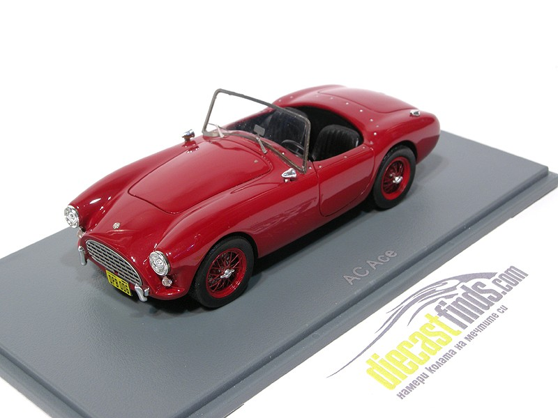 AC ACE 1959 Red