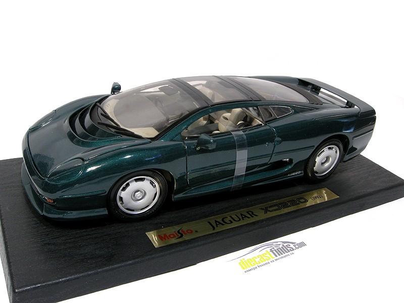 Jaguar XJ220 1992 Green