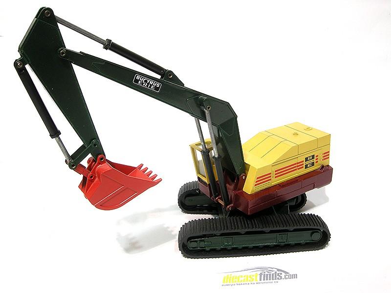 Bucyrus Erie 40 H Chain Excavator