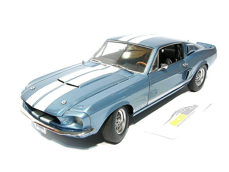 Ford Mustang Shelby GT500 1967 Blue Metallic