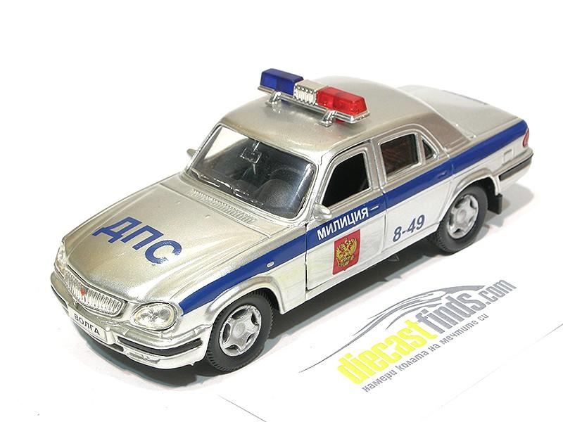'04 GAZ 31105 Volga DPS