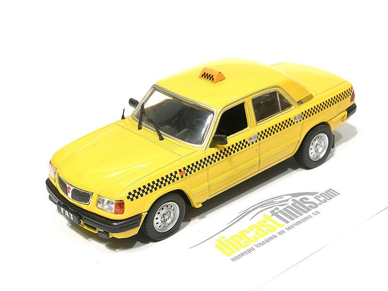 '96 GAZ 3110 Volga Taxi