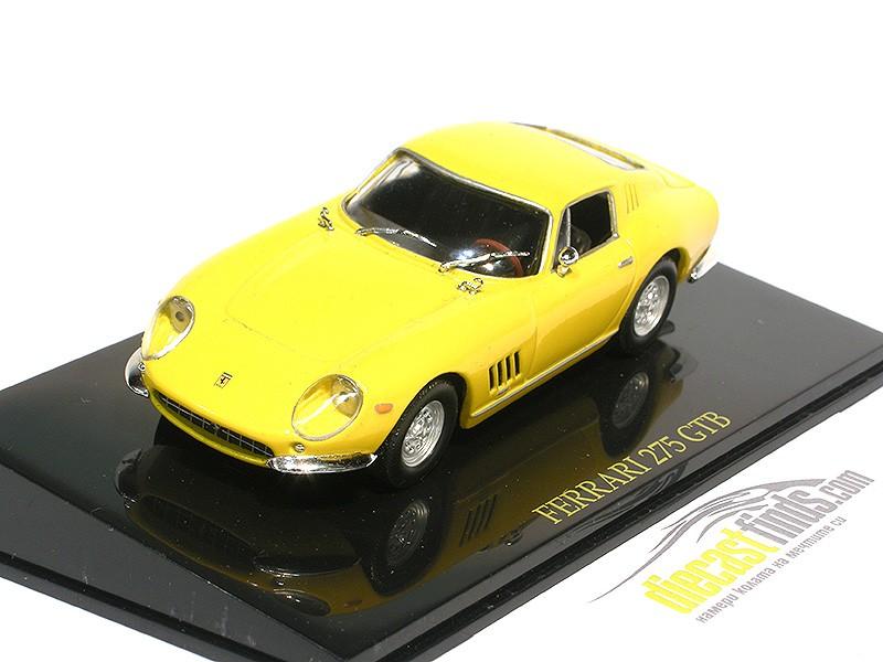 Ferrari 275 GTB Yellow