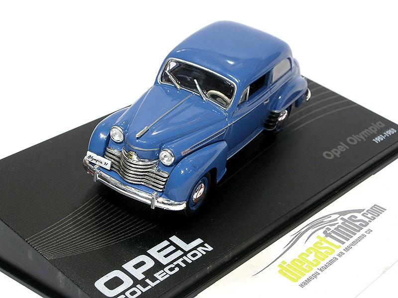 '51 Opel Olympia