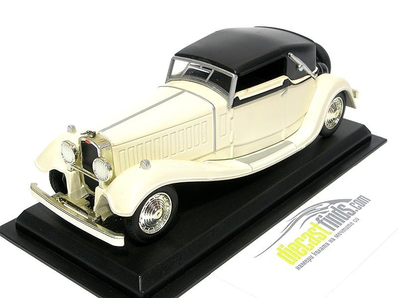 '27 Bugatti Royale