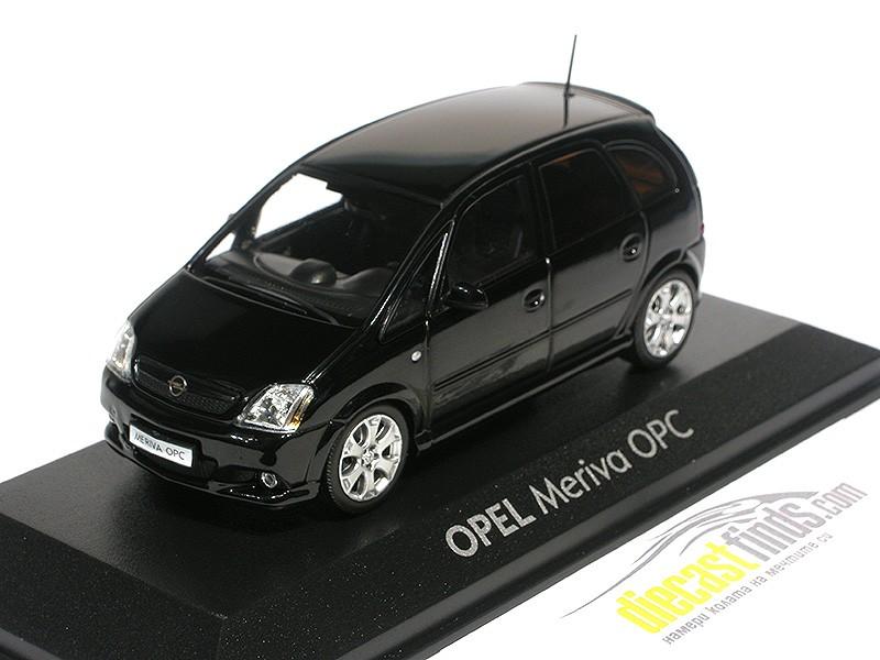 Opel Meriva OPC 2006 Black