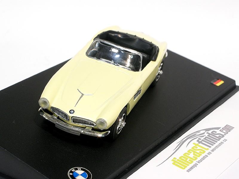 BMW 507 Roadster Creme