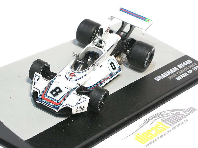 Brabham BT44B Sieger GP Brasilien 1975