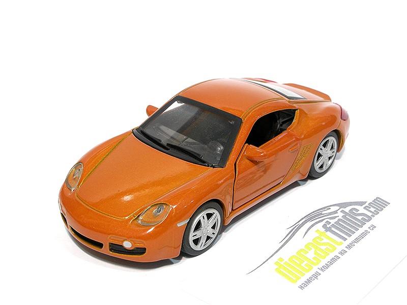 '05 Porsche Cayman