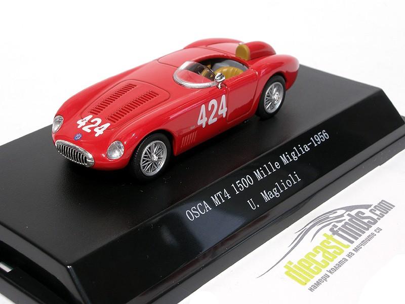 Osca MT4 1500 No. 424 Mille Miglia