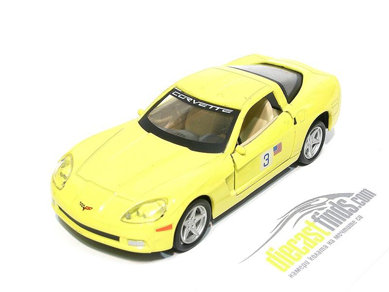 '09 Chevrolet Corvette ZR1