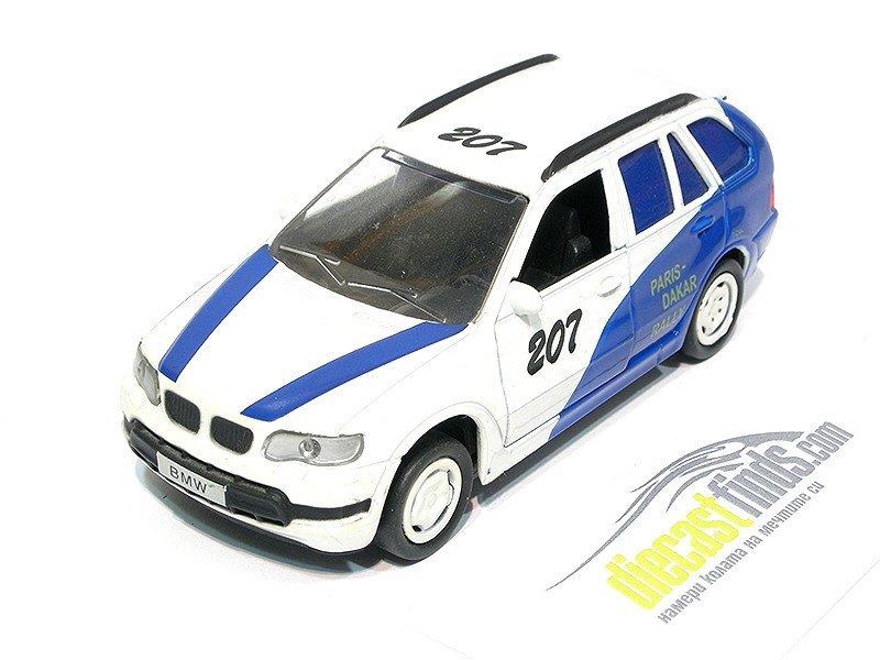'02 BMW X5 X-Raid
