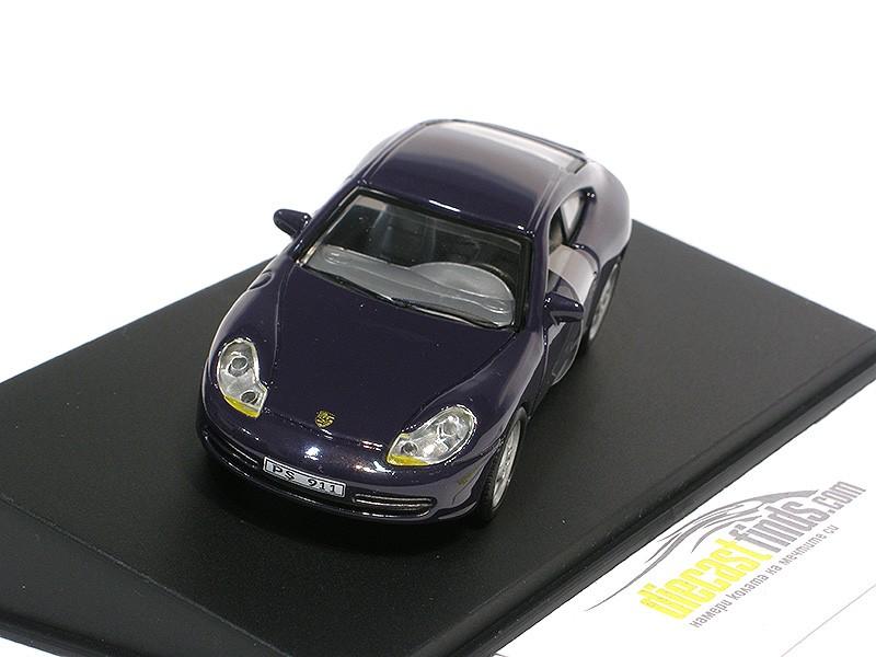 Porsche 911 (996) Carrera D. Blue Metallic