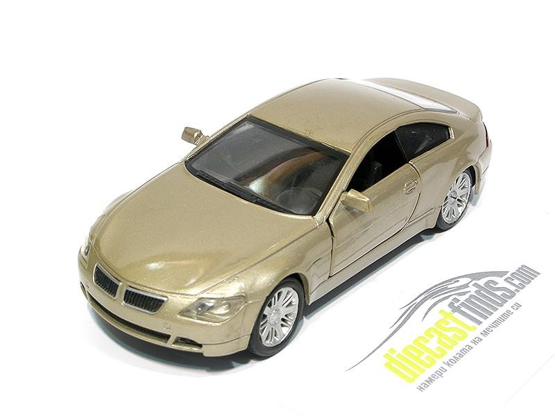 '03 BMW 645i Coupe (E63)