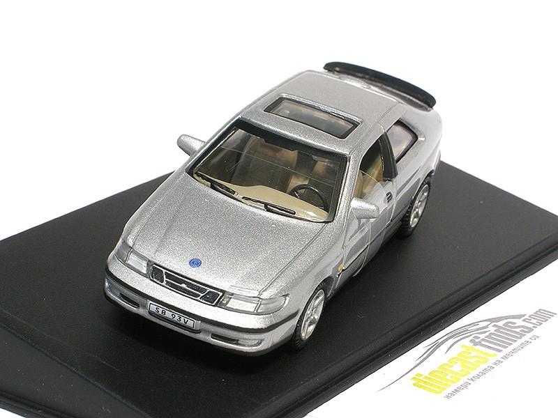 Saab 9-3 Silver Metallic