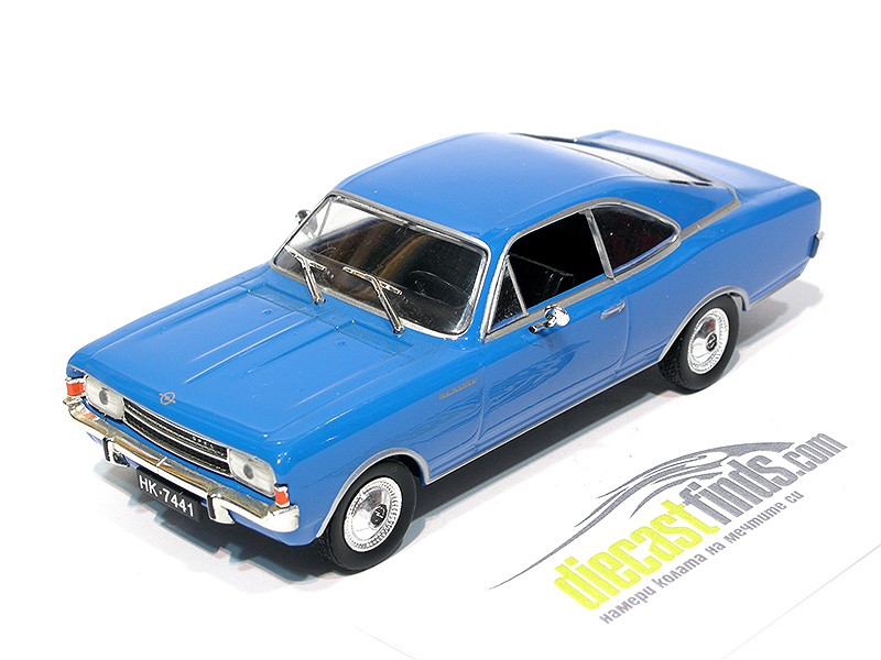 '70 Opel Rekord C Coupe
