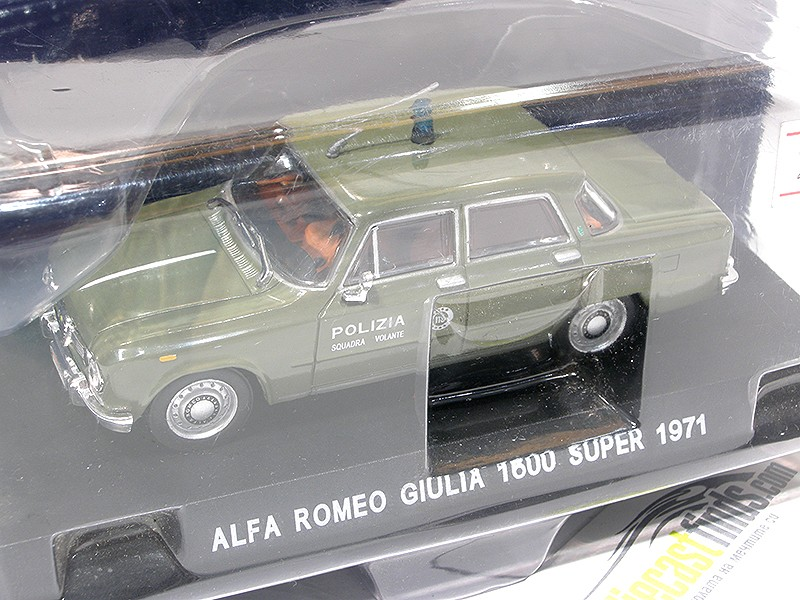 Alfa Romeo Giulia 1600 Super 1971