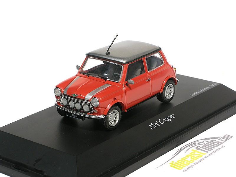 Mini Cooper Red/Orange