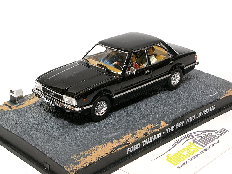 Ford Taunus - The spy who loved me