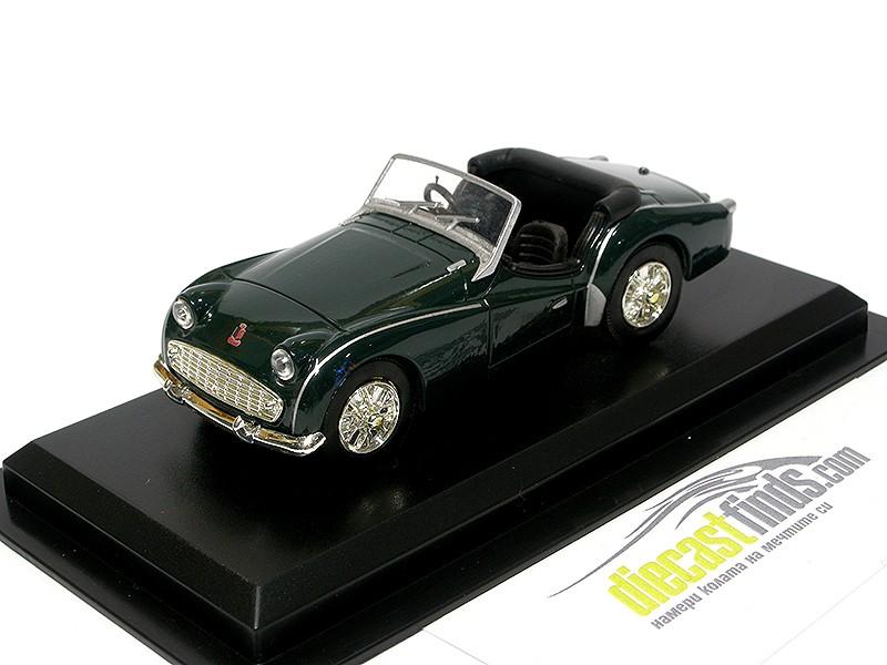 '55 Triumph TR3 Roadster