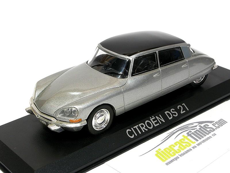 '67 Citroen DS 21