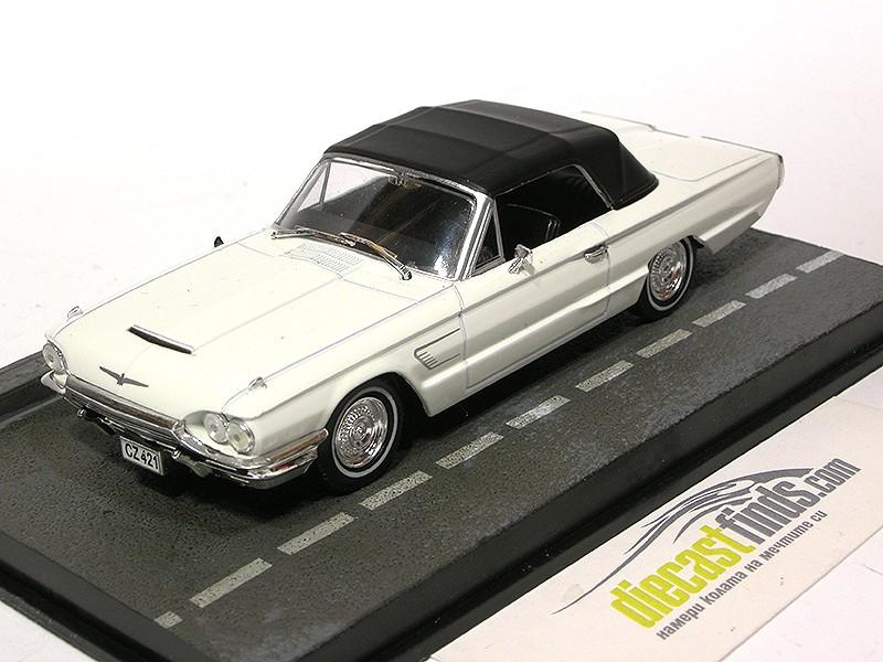 Ford Thunderbird - Thunderball