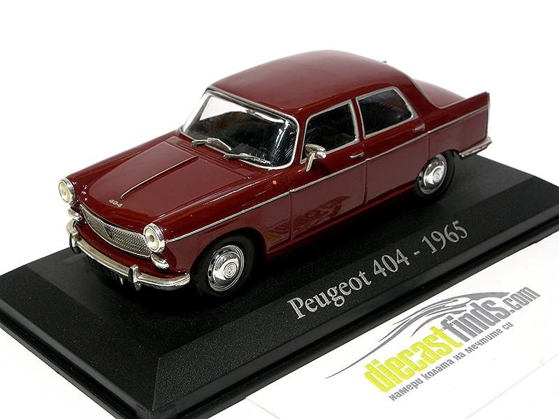 '65 Peugeot 404
