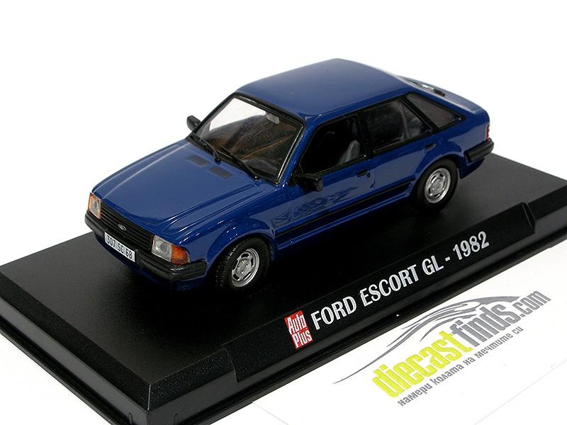 '82 Ford Escort GL