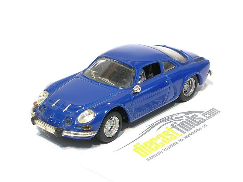 '76 Renault Alpine A110