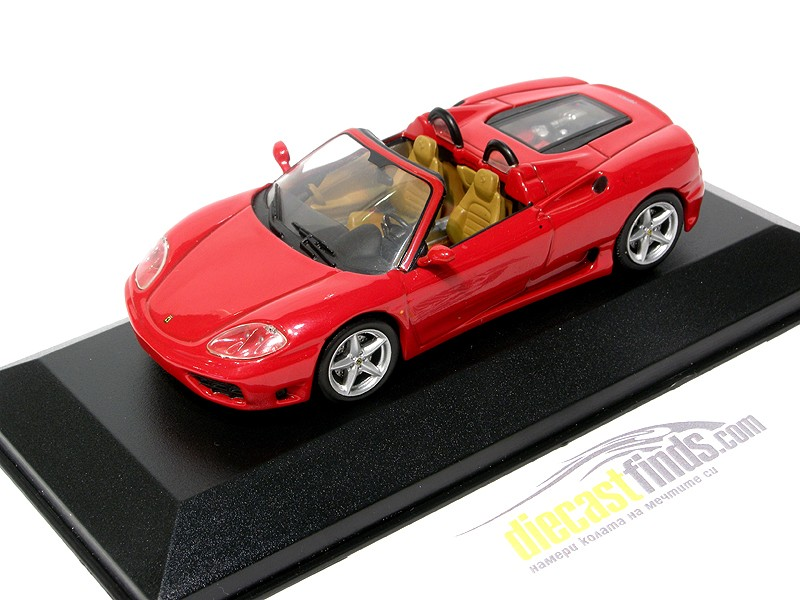 Ferrari F360 Modena Spyder