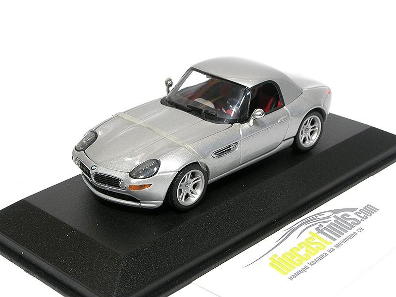 BMW Z8 Coupe Roadster 2000 Silver Metallic