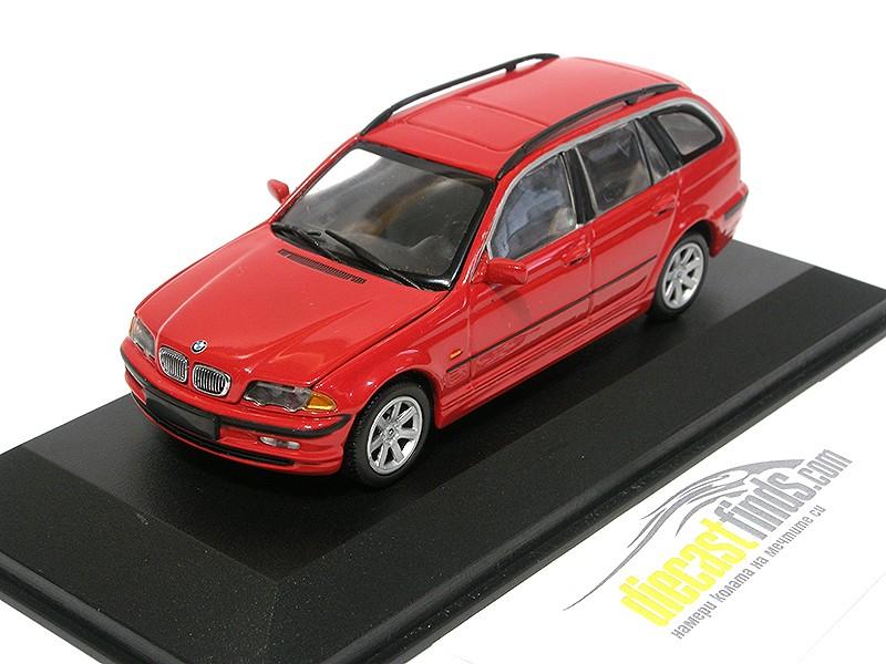 BMW 328i E46 Touring 1999 Red