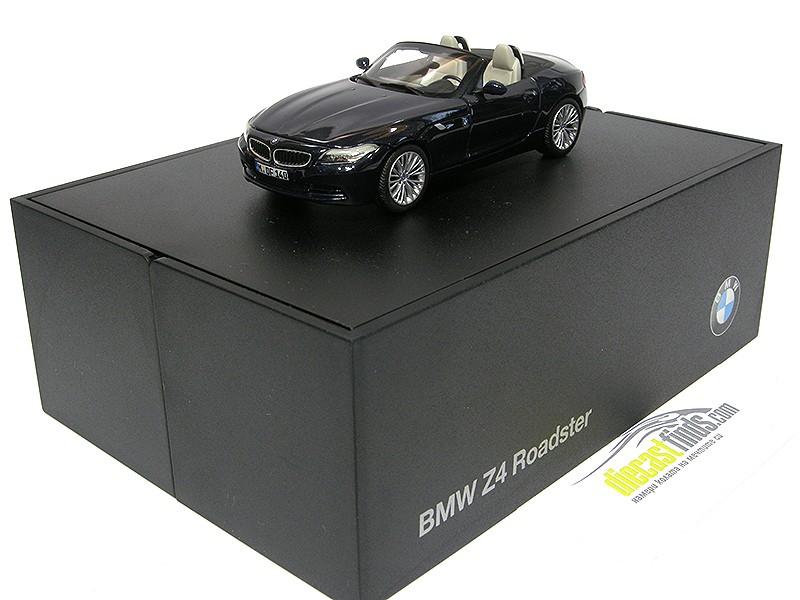 BMW Z4 Roadster E89 2009 Dark Blue Metallic