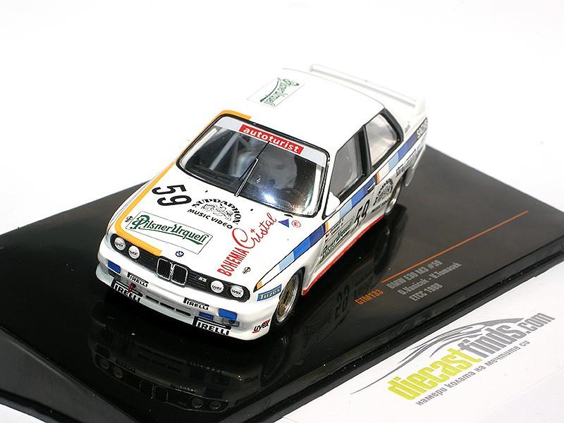 BMW E30 M3 #59 ETCC 1988 0. Vanicek