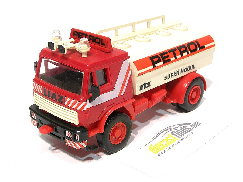 LIAZ 110.470 Petrol Tanker
